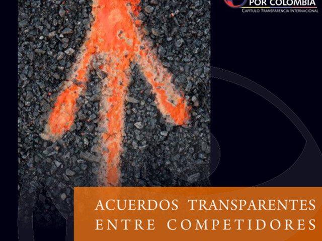 Cuadernos de Transparencia- Acuerdos Transparentes entre Competidores