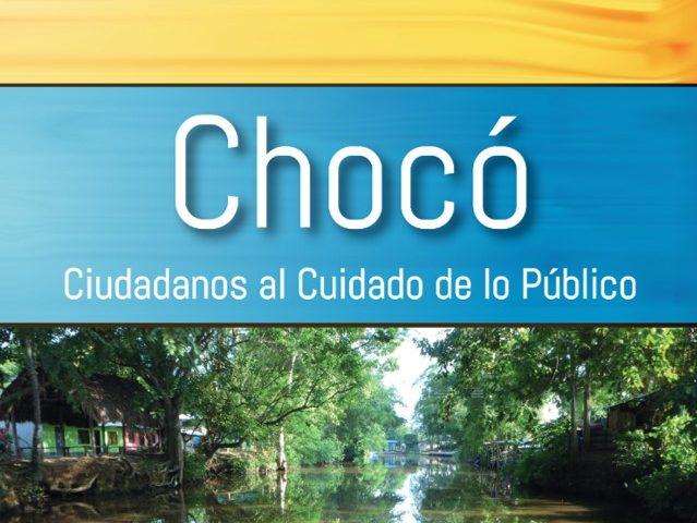 Chocó: Ciudadanos al cuidado de lo público.