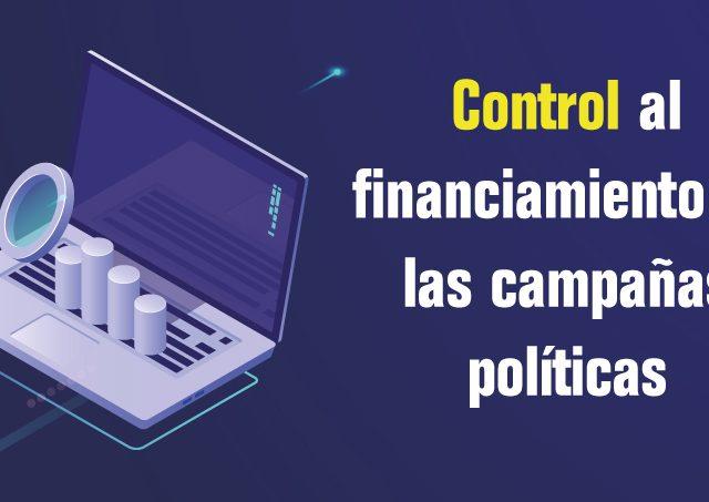 Cooperación interinstitucional para el control al financiamiento de las campañas políticas