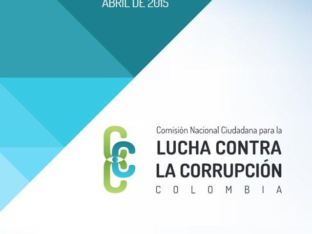 Cuarto Informe de la Comisión Nacional Ciudadana para la Lucha Contra la Corrupción