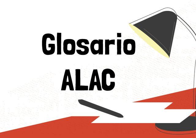 Glosario ALAC
