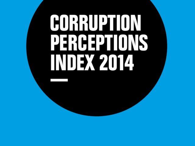 Índice de Percepción de la Corrupción 2014