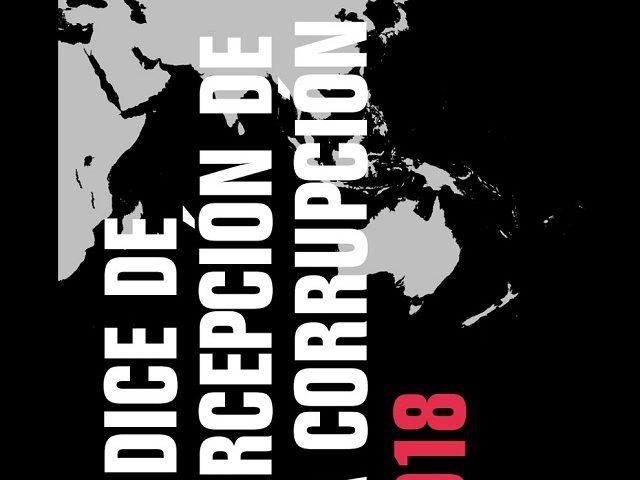 Índice de Percepción de la Corrupción 2018