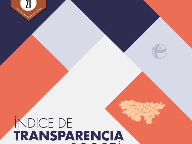 Índice de Transparencia Bogotá