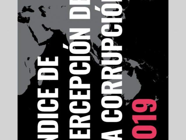 Índice Percepción de la Corrupción 2019