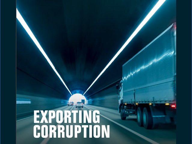 Informe Exportación de Corrupción