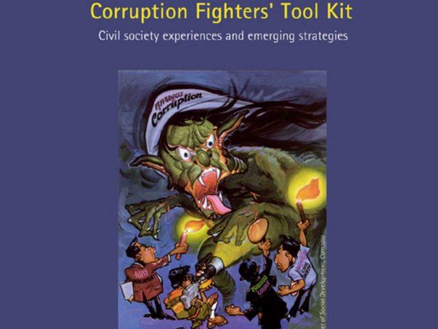 Kit de herramientas para luchadores contra la corrupción – 2002