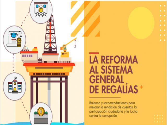 Reforma al SGR: balance y recomendaciones para mejorar la rendición de cuentas, la participación ciudadana y la lucha contra la corrupción