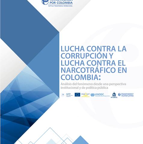Lucha contra la corrupción y lucha contra el narcotráfico en Colombia