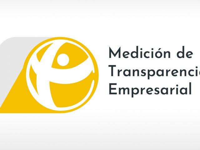Medición de Transparencia Empresarial