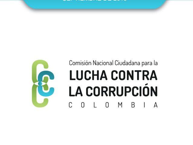 Quinto Informe de la Comisión Nacional Ciudadana para la Lucha Contra la Corrupción