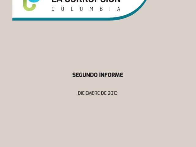 Segundo Informe de la Comisión Nacional Ciudadana para la Lucha Contra la Corrupción