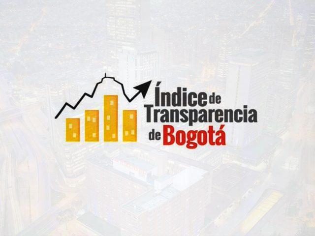 Bogotá mide por primera vez su índice de transparencia