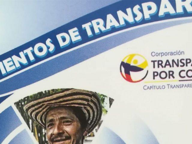 Soplan vientos de transparencia: Serie Radial